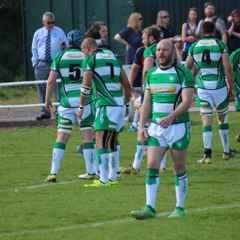 Exmouth representing Devon 50 North Midlands 18