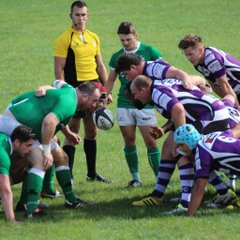 Exmouth 20 London Irish Wild Geese 40
