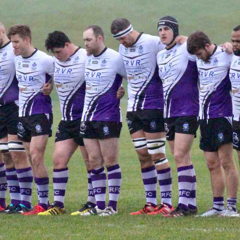 Cinderford 27 Exmouth 12