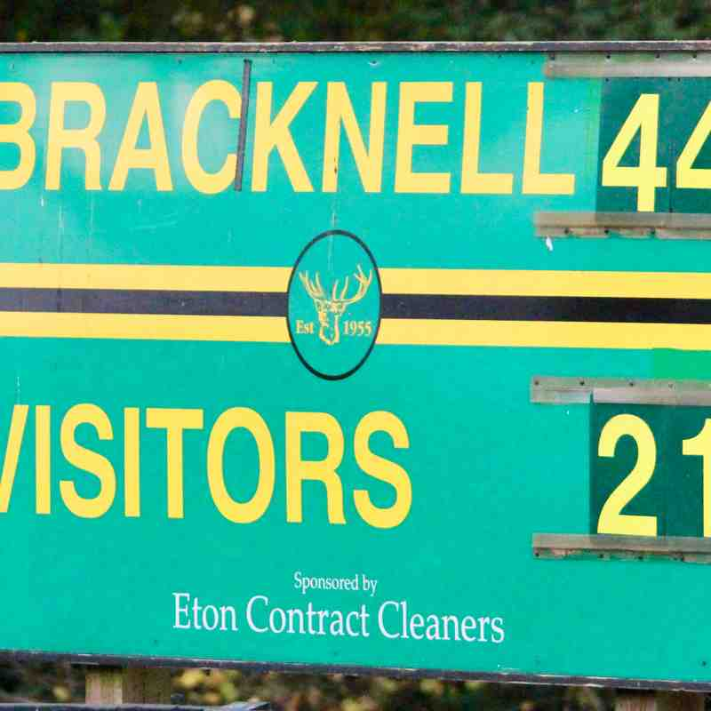 Bracknell 44 Exmouth 21