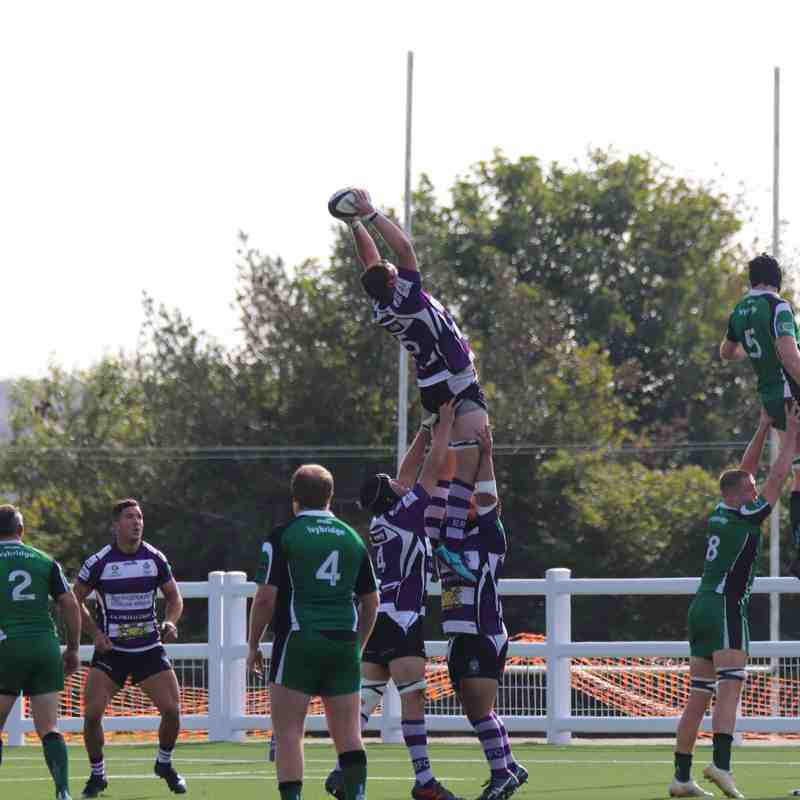 Ivybridge 41 Exmouth 31