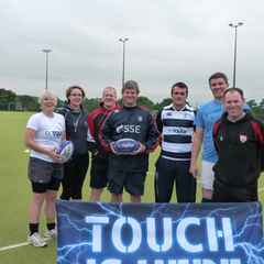Autumn Touch Rugby Sessions Start