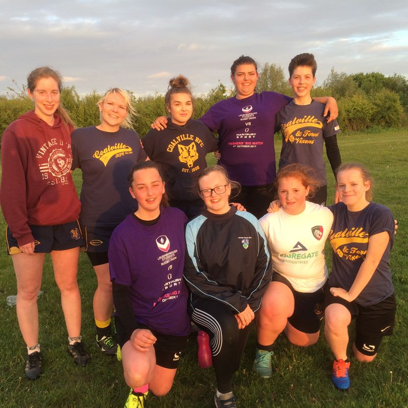O2 Touch rugby is back for the Summer