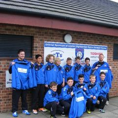West Riding Shield Winners - U12 - Season 13/14