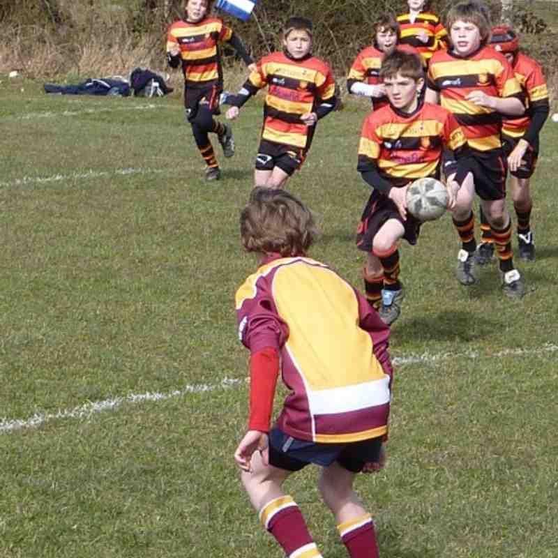 U11s vs Yarnbury / Sandal on 14/03/10