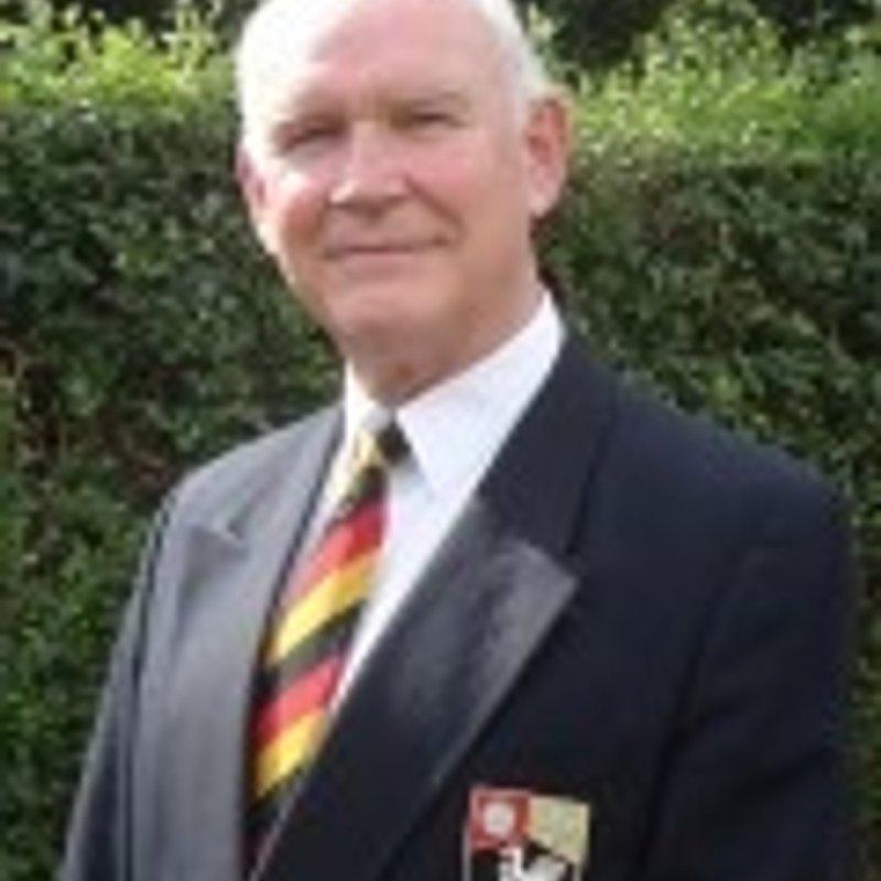 HRUFC Club President - John Finnegan