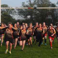 HARROGATE RUGBY LADIES TEAM ON LOOK OUT FOR NEW MEMBERS