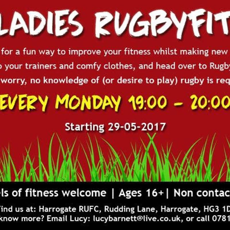 Ladies RugbyFit