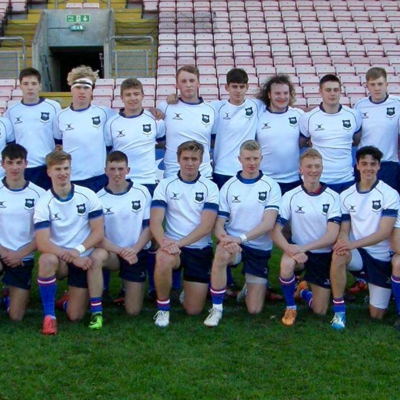Three 'Gate boys feature in Yorkshire U18 Squad