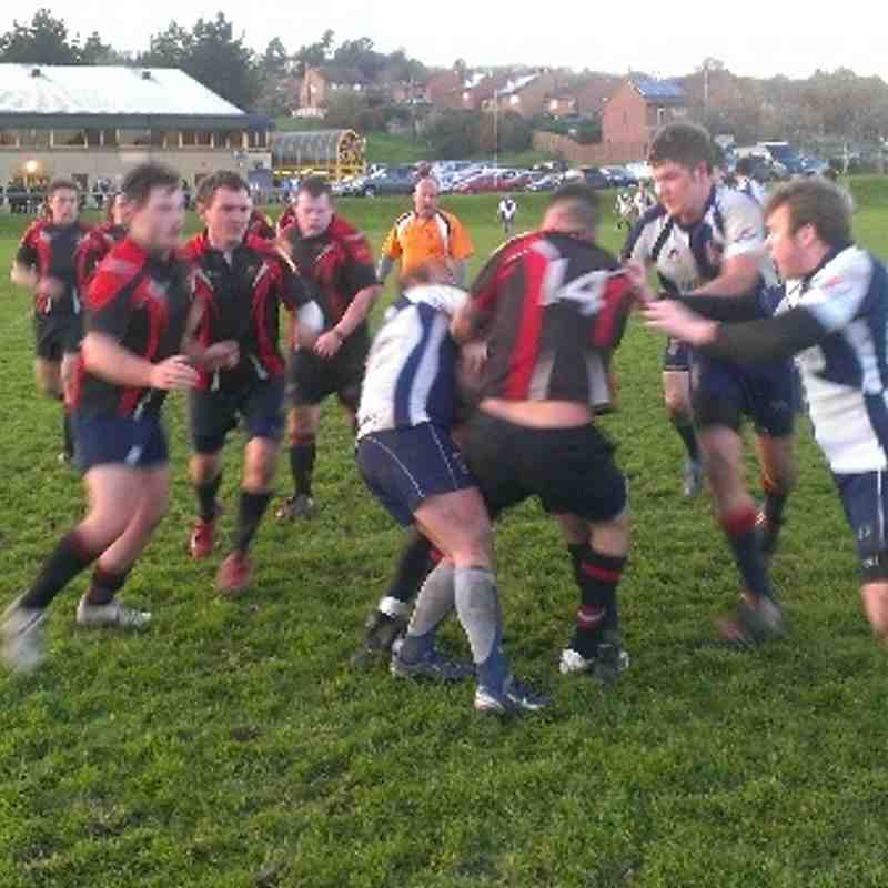 Bridport RFC Vs Sherborne RFC 2nd XV