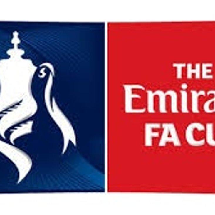 FA Cup Draw<