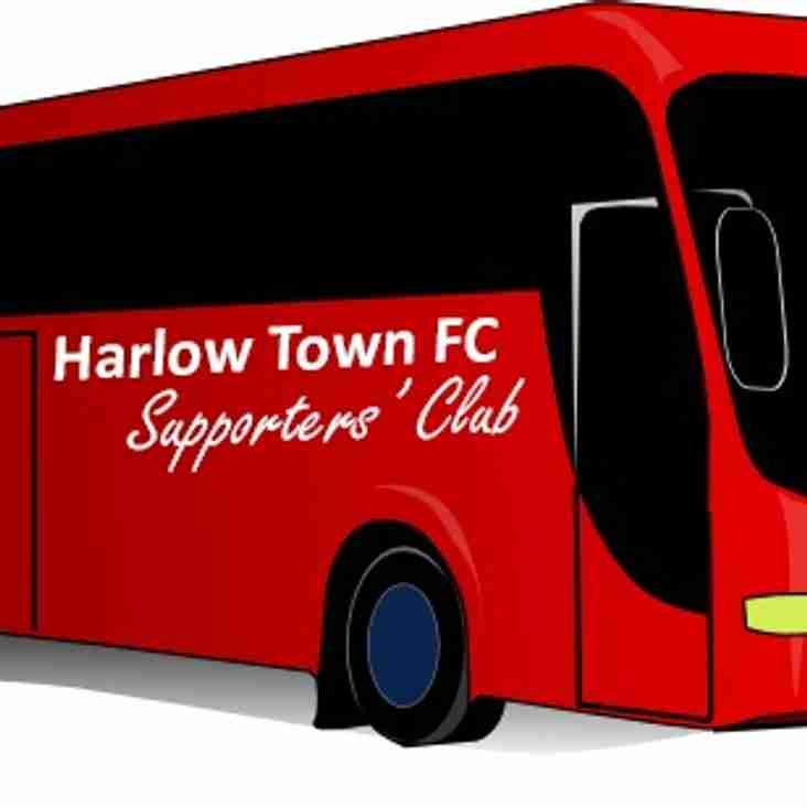 Lowestoft Town Supporter's coach travel information