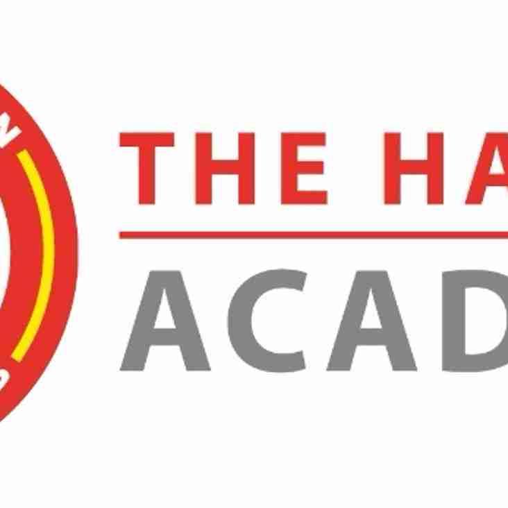 Harlow Town FC Academy are recruiting