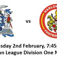 Match Preview – Thurrock vs Harlow Town