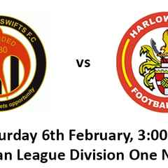 Match Preview – Heybridge Swifts vs Harlow Town