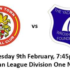 Match Preview – Harlow Town vs Wroxham