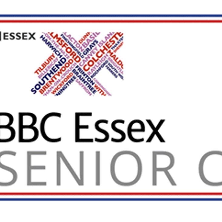 BBC Essex Senior Cup fixture arranged