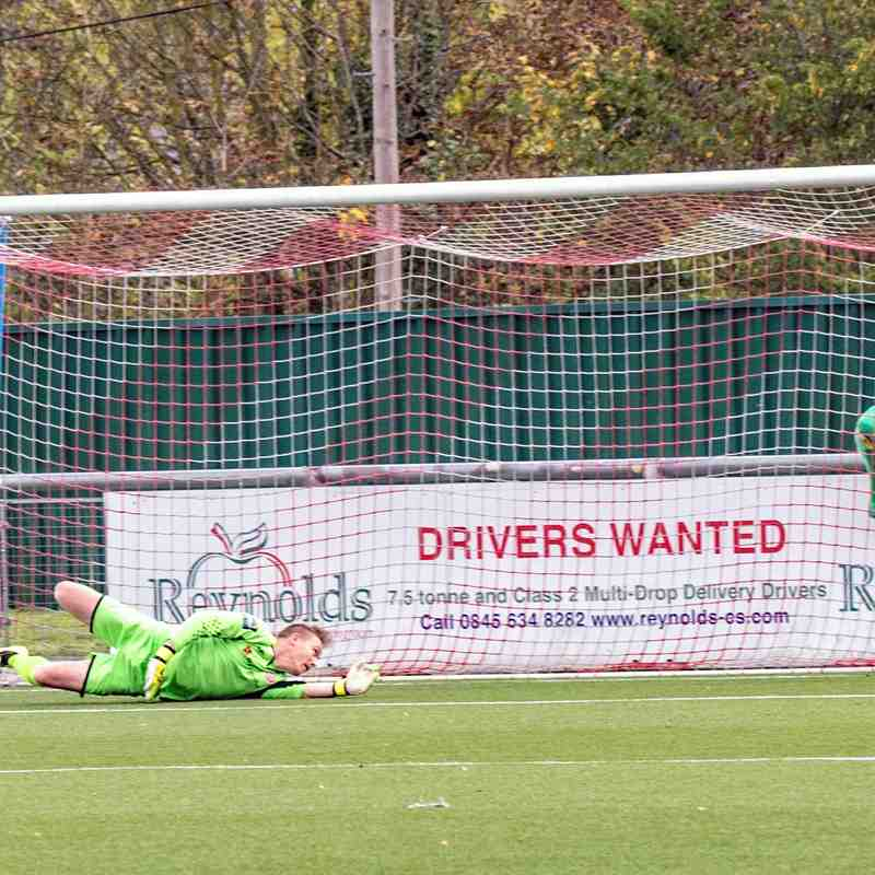 Harlow Town vs Margate 21-10-17 (photos by Rob Furber)