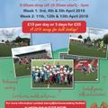 Easter Holiday Soccer Camps