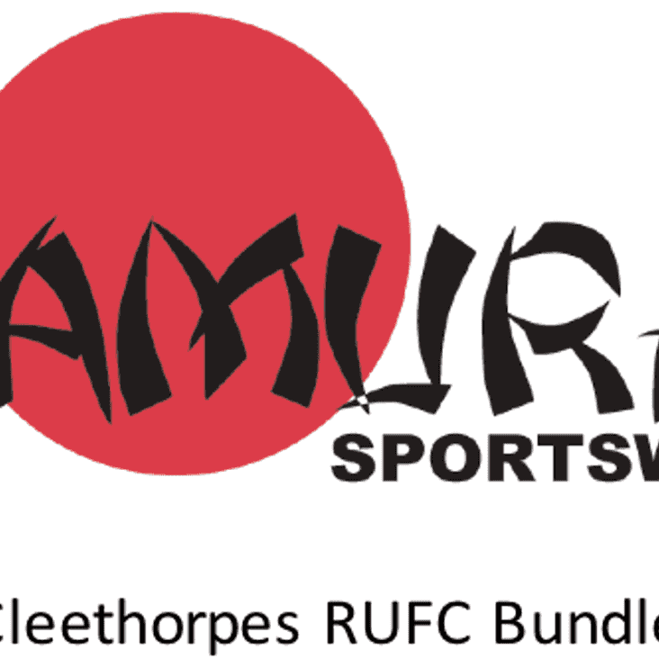 Cleethorpes RUFC Shop Website and Kit Bundles