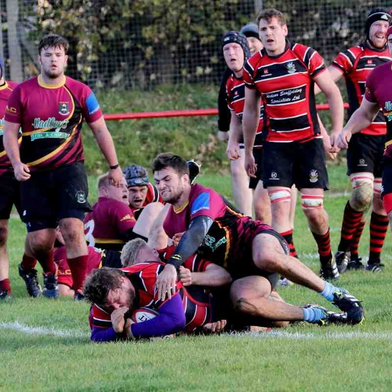 Redcar v Whitby, 22 Oct 2016