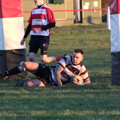 Redcar Mariners v Stockton 3rd XV, Jan 2017
