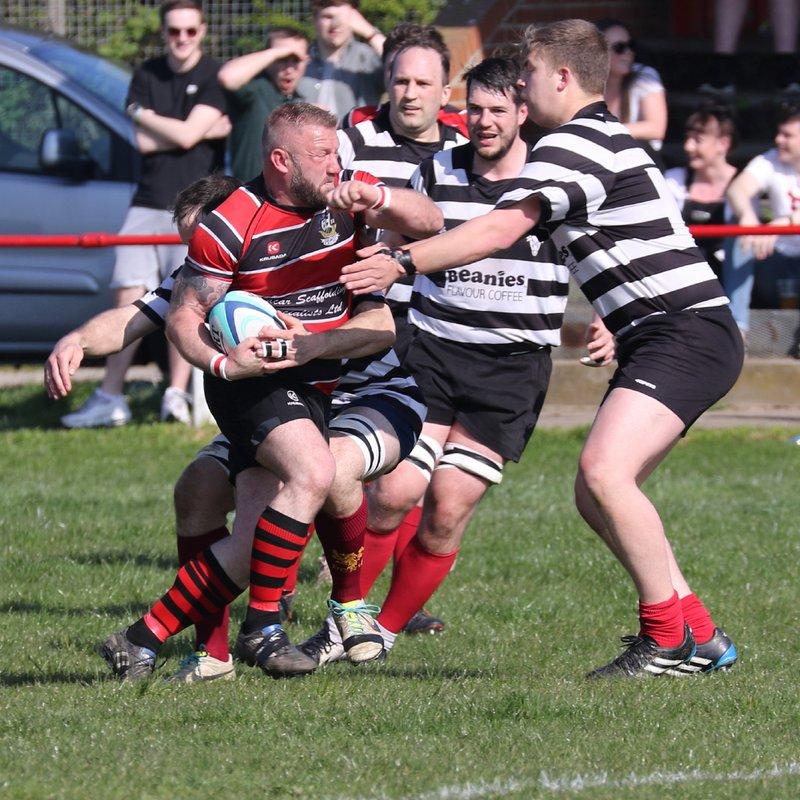 Redcar Win The League As Darlington Are Blown Away