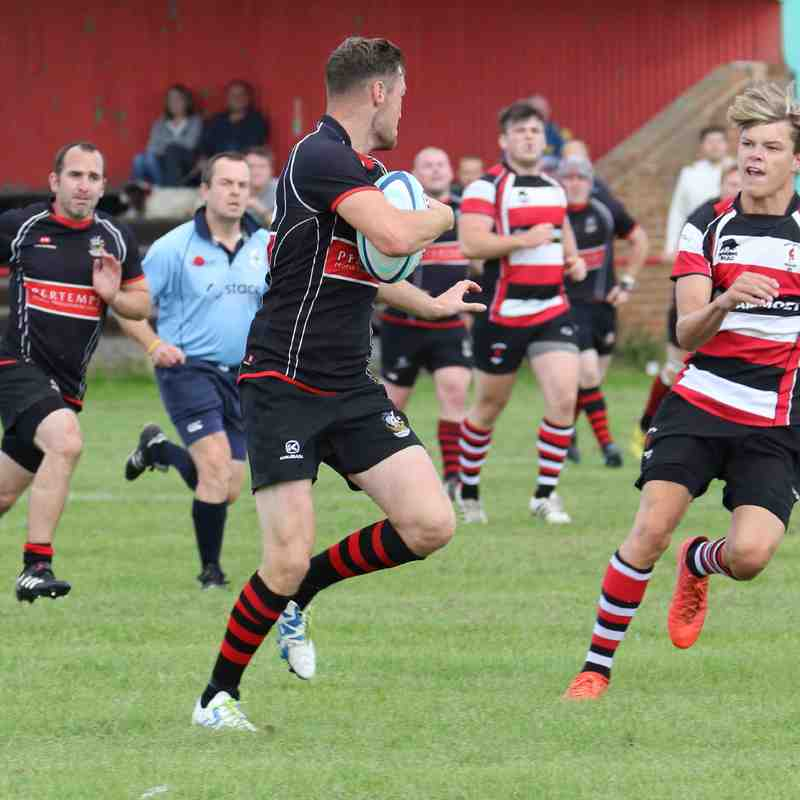 Redcar v Hartlepool Rovers, Sep 2017