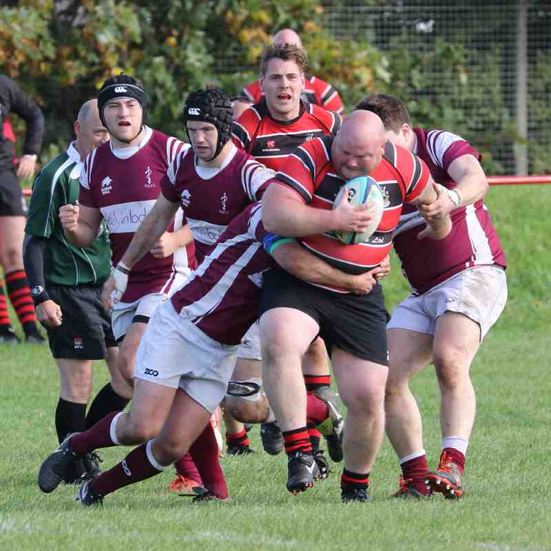 Redcar v Medicals, Sep 2017