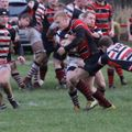 Hard fought Game Ended In Defeat For Redcar