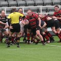 Novos Looked At Home Playing At Kingston Park