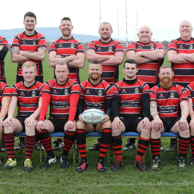 Redcar RUFC 1st XV (v Durham City 14th April 2018)