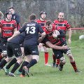 Winlaton  Vulcans Stick To Their Task  As Redcar Fight Back