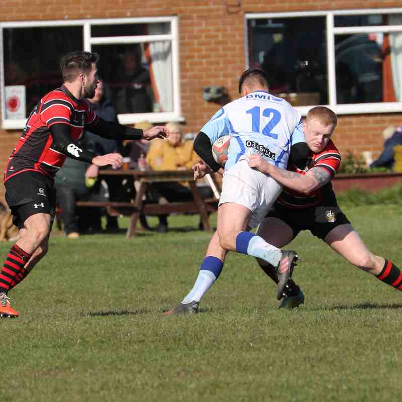 Redcar v Ryton, April 2019