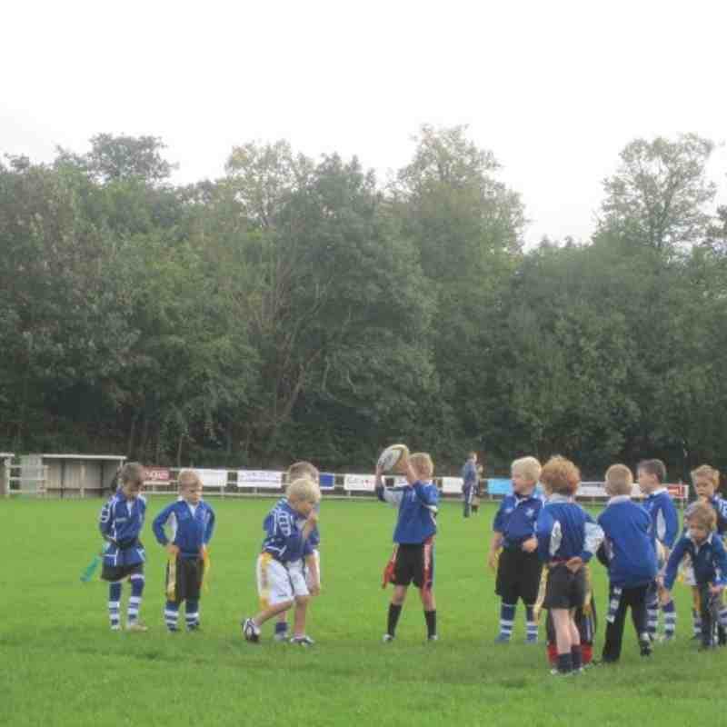 U7s V Ipswich and Swaffham