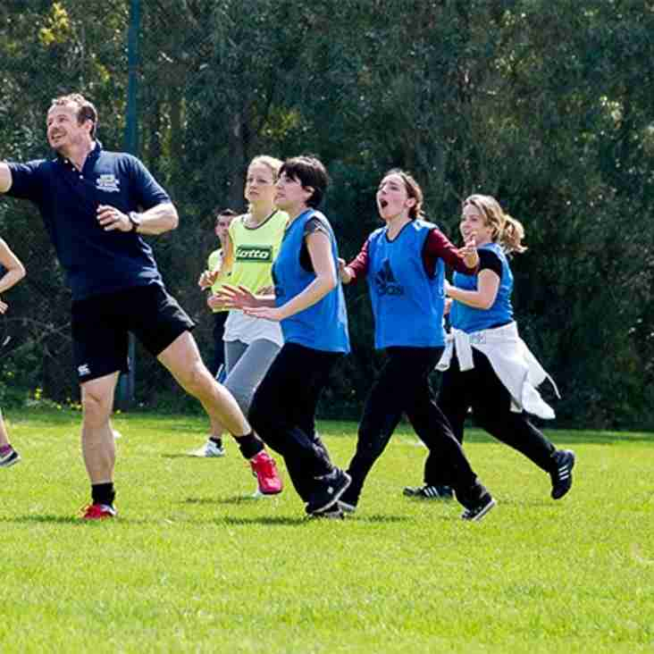 Touch Rugby Tuesdays - for All Youth Players @7pm