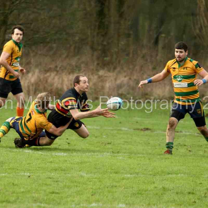 Retford rugby 2nds v West Bridgeford 3rds