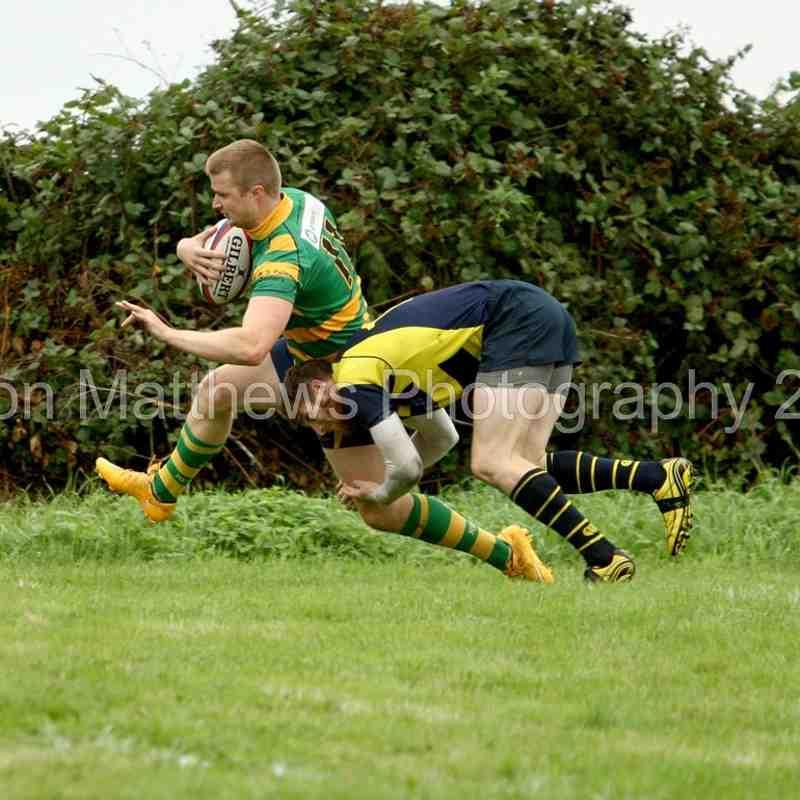 Ollerton RC 1st XV v East Retford 1st RC
