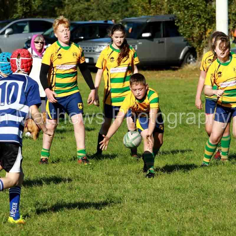 Sunday Junior Section 09.10.16 (Team and new Kit)Action from Paul Barrett,s Team