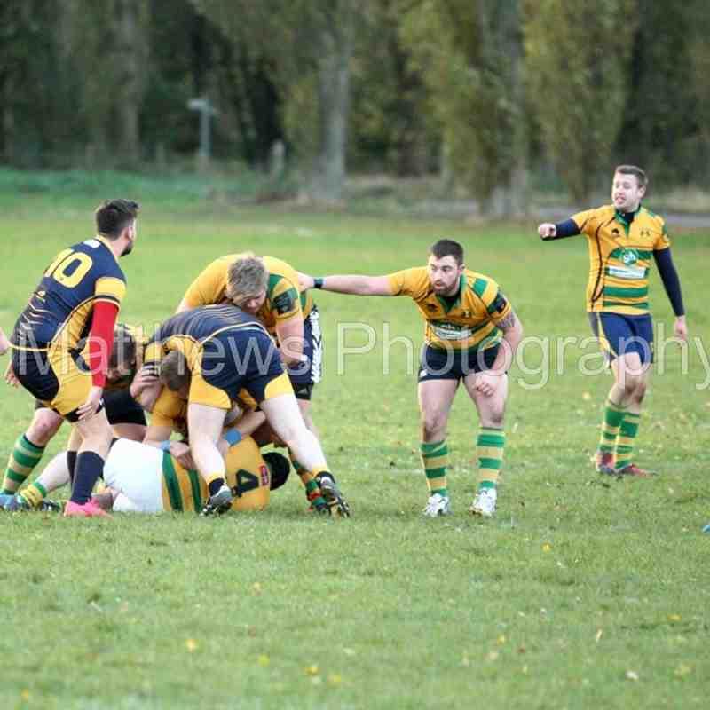 East Retford Rugby 2nds v Bourne RC