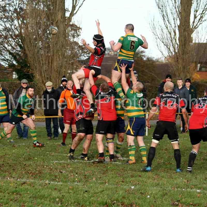 East Retford RC 1st XV v Meden Vale RC 1st