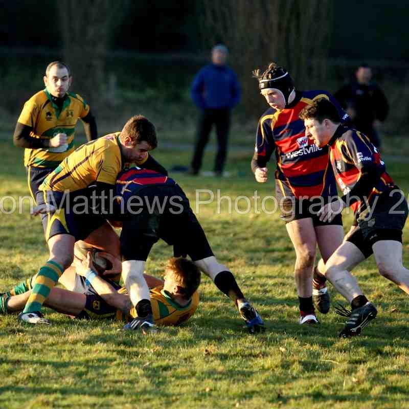 Retford 2nd XV v Ashfield RC