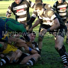Worksop RC1st XV  v E.R.R.U.F.C 1 st XV1ST xv  semifinal  cup