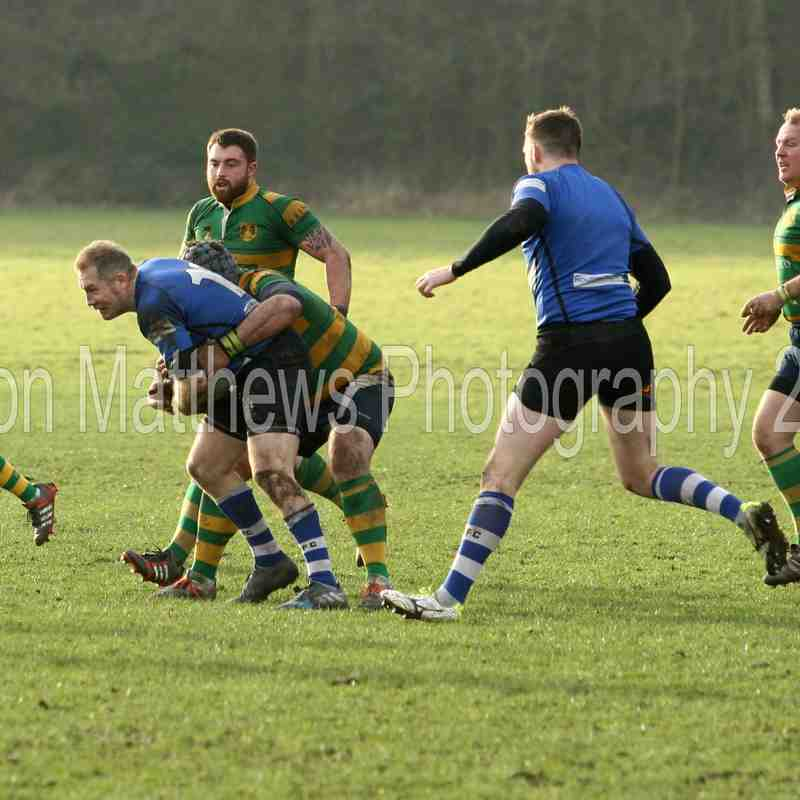East Retford RC 1st XV v Long Eaton RC 1st