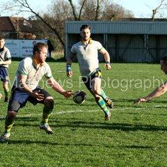 E.R.R.U.F.C 1st XV v Mellish RC