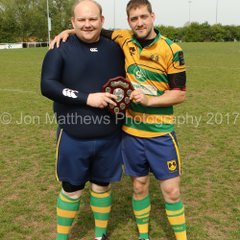 Retford 2nds v Paviors 3 Notts Intermediate Shield