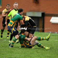 Amber valley RC v Retford RC 1st XV Cup match
