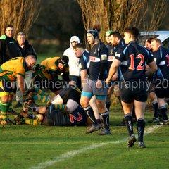East Retford 2nd XV v Newark RC 3rds