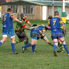 Retford 1st XV v Tupton RC