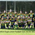 East Retford 2nd XV 28 Pts V Lincoln 3rd XV 15 Pts